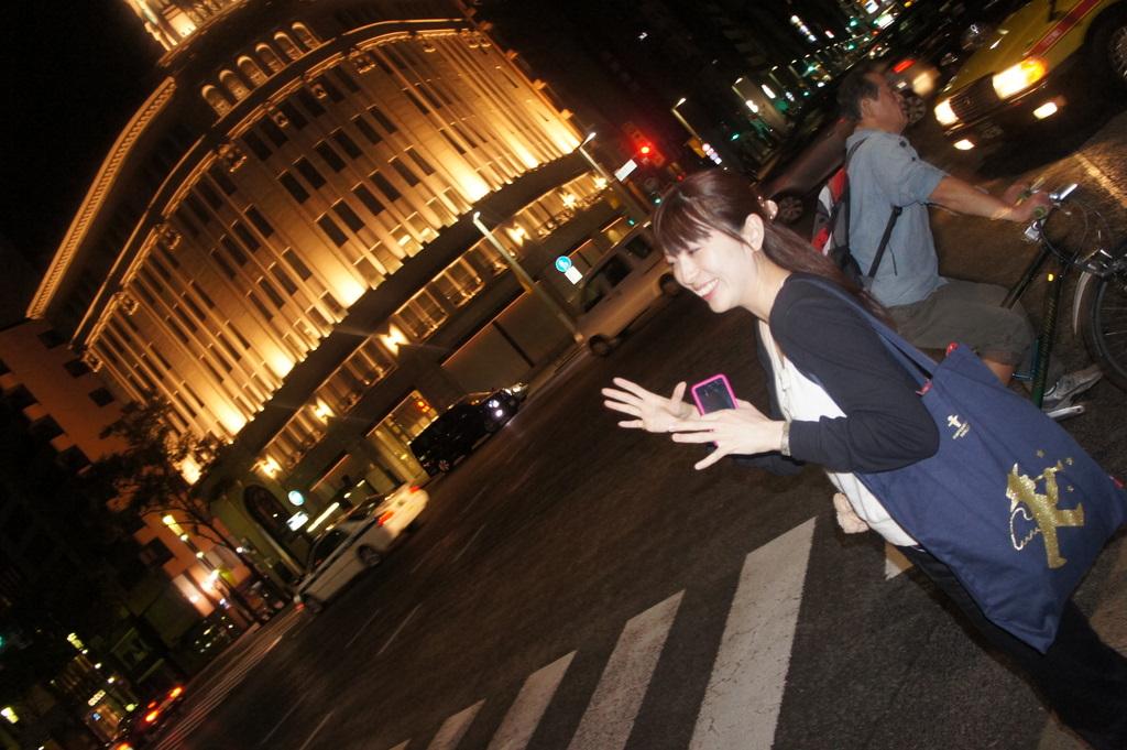 コンサート@みなとみらい→新橋/銀座etc._c0180686_1074570.jpg