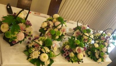 本日 結婚式『和婚』_c0175114_18374743.jpg