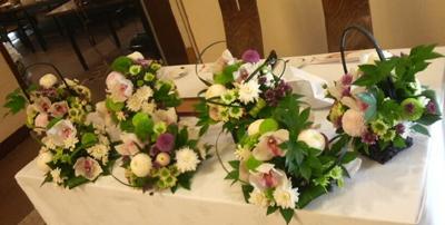 本日 結婚式『和婚』_c0175114_1838558.jpg