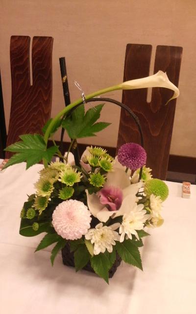 本日 結婚式『和婚』_c0175114_1842634.jpg