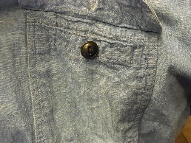 10/29(土)入荷! 40-50\'S ROOMY RICHARD シャンブレーシャツ!_c0144020_1473988.jpg