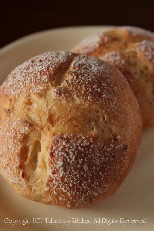 fumiさんの「大豆パン」!(レーズン種)_a0165538_9392457.jpg
