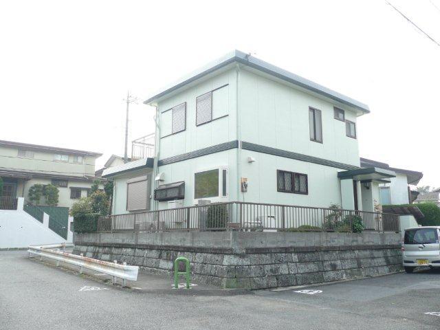 外構の改修が始まりました(東京都町田市)_e0207151_2134536.jpg