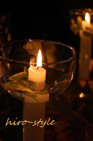 秋・夕暮れに乾杯~*_c0128886_12471117.jpg