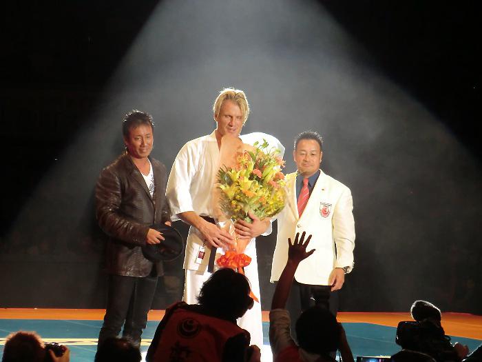 塚本徳臣選手と将口恵美選手、史上初の男女ダブル優勝おめでとう!_c0186691_13175832.jpg