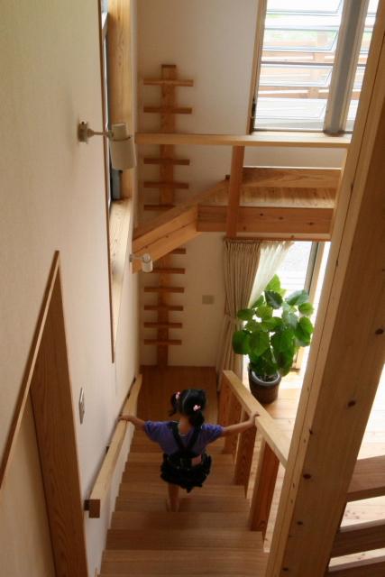 2階建てなのに階段がない家_e0145995_18485162.jpg