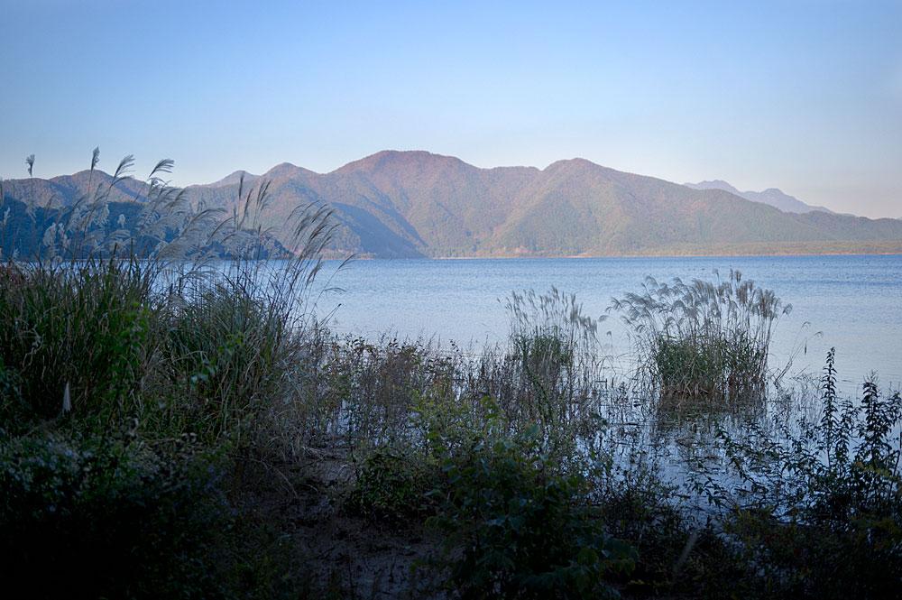 記憶の残像-160 山梨県 富士五湖 本栖湖_f0215695_20394287.jpg