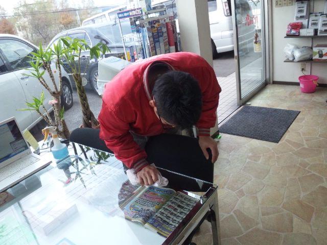 ランクル TOMMY札幌店 10月29日 本日のトミーモータース☆_b0127002_21375134.jpg