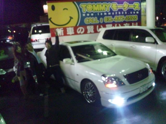 ランクル TOMMY札幌店 10月29日 本日のトミーモータース☆_b0127002_2256588.jpg