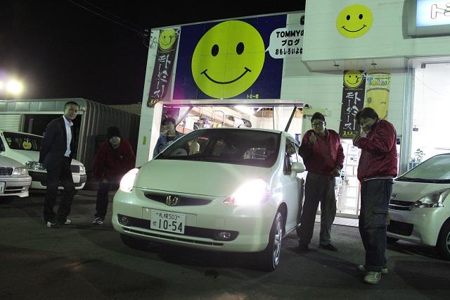 ランクル TOMMY札幌店 10月29日 本日のトミーモータース☆_b0127002_22573561.jpg