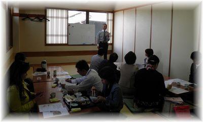 第18回 ITOビジネスランチ会 ~食彩庵 ざ魚 さんにて~_c0218303_2225694.jpg