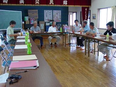 第2回崎浜復興計画会議 (7月29日)_d0206420_5302468.jpg
