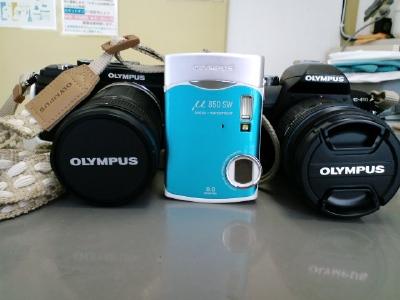 新しいカリちゃんのカメラ〜オリンパスPEN(^.^)_b0001465_1532076.jpg