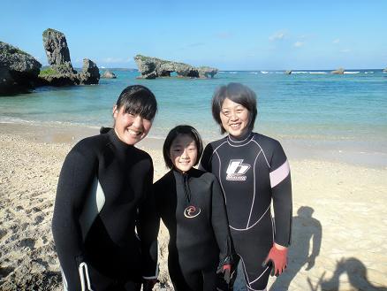 ビーチで楽しみました♪_a0156273_2344841.jpg