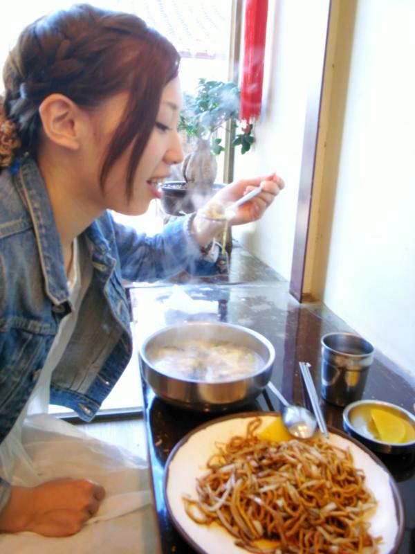 韓国2日目~食べ歩き~_f0230689_148545.jpg