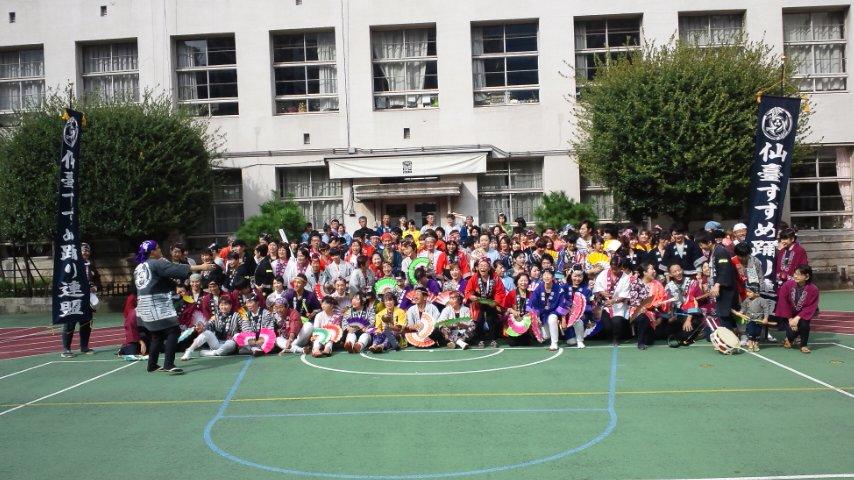 日本橋架橋100年祭パレード_b0074601_12292364.jpg