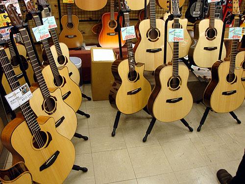 クワイエット・ギター(Quiet Guitar)製作始動!_c0137404_23422271.jpg