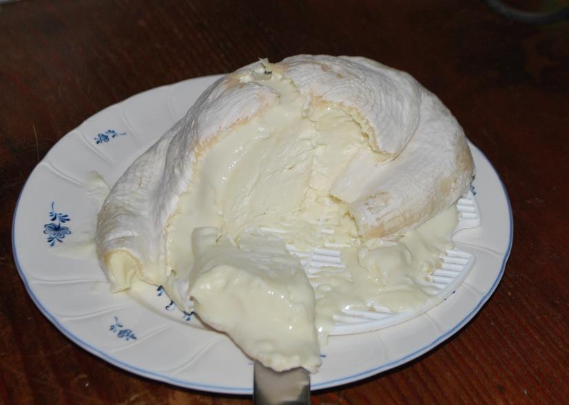 妹のヤギ乳のチーズ_f0155522_185444.jpg