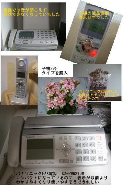 幼児用ハサミ・震災復興のための記念品・FAX電話_a0084343_1544894.jpg