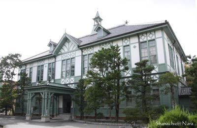 奈良女子大学 記念館コンサート_b0156260_111564.jpg