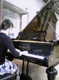 奈良女子大学 記念館コンサート_b0156260_1235571.jpg