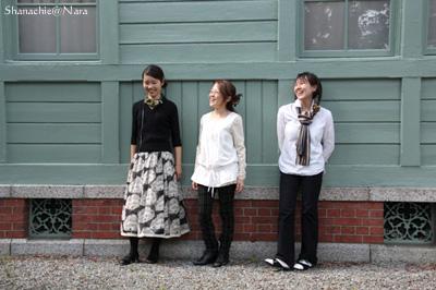 奈良女子大学 記念館コンサート_b0156260_161617.jpg