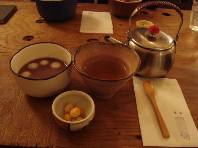 吉祥寺「お茶とお菓子 横尾」へ行く。_f0232060_16224323.jpg