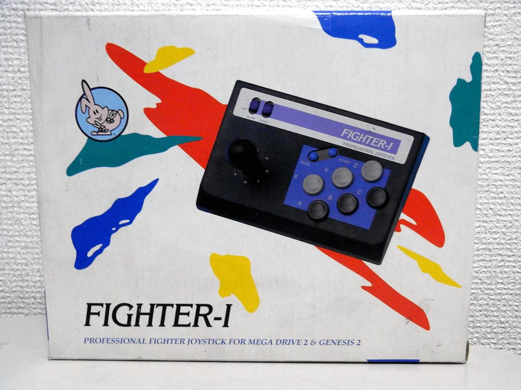 【レビュー】FREETRON FIGHTER-I_c0004568_22443898.png