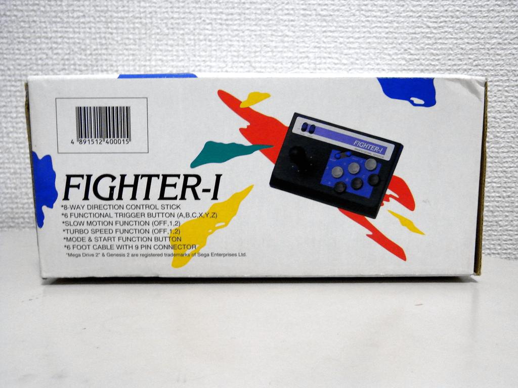 【レビュー】FREETRON FIGHTER-I_c0004568_22451689.png