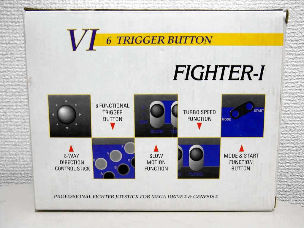 【レビュー】FREETRON FIGHTER-I_c0004568_2245187.png