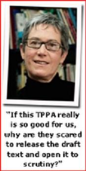 新たな漏洩文章、自由貿易交渉における、アメリカの対Pharmac攻撃詳細を暴露 ジェーン・ケルシー_c0139575_2162838.jpg