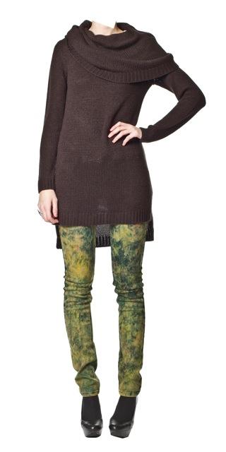 Cheap Monday Zapphira Sweater Charcoal_f0111683_12394797.jpg