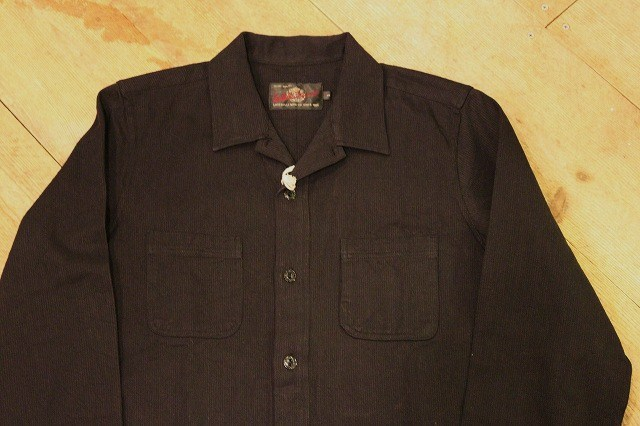 "Losthills ""WORK SONG SHIRT\""_d0121303_14494474.jpg"