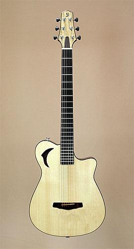 クワイエット・ギター(Quiet Guitar)製作始動!_c0137404_0121056.jpg