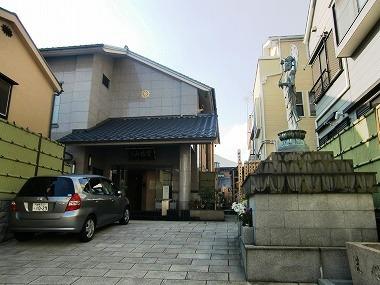 東福院(四谷散歩 大江戸散歩)_c0187004_8241670.jpg