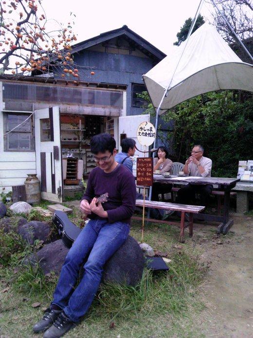 尾崎悟さん個展『秋の宙』大盛況に幕を閉じました!!_a0213316_117544.jpg