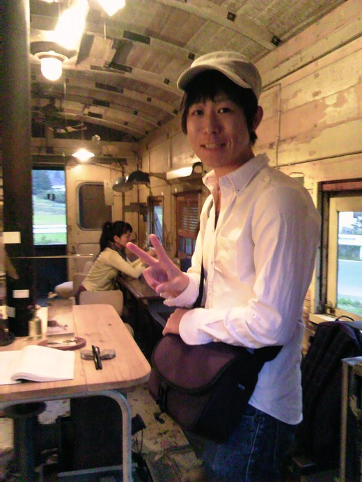 尾崎悟さん個展『秋の宙』大盛況に幕を閉じました!!_a0213316_1182035.jpg