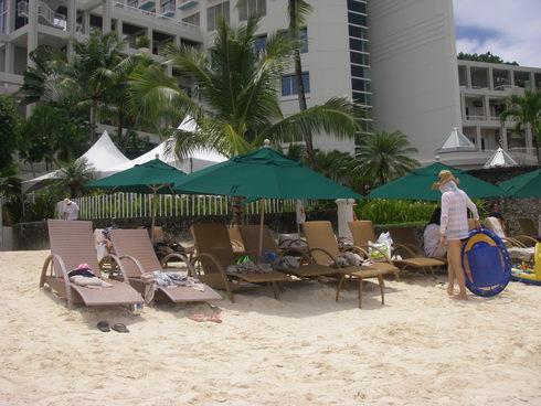なんか去年と一緒?@グアム vol.8 ホテル前のビーチなど_e0219520_14152998.jpg