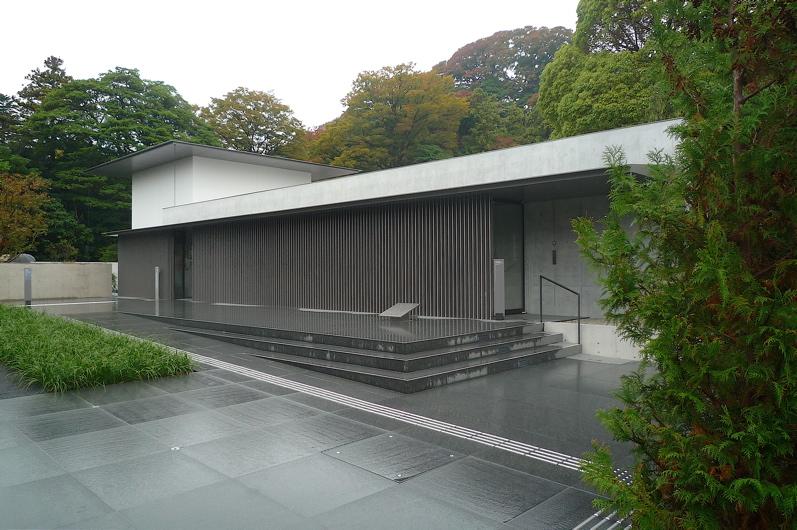 谷口吉生氏設計の鈴木大拙館に行ってきました。_f0165030_7261070.jpg