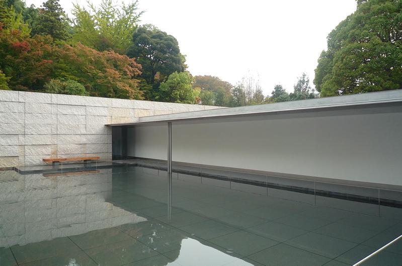 谷口吉生氏設計の鈴木大拙館に行ってきました。_f0165030_726918.jpg