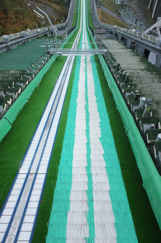 長野オリンピック 白馬ジャンプ台_f0050534_7432498.jpg