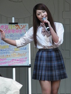 """女子高生演歌歌手""""カレン""""大阪での武者修行で達成終了!_e0025035_13245488.jpg"""