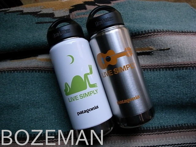 PATAGONIA Klean Kanteen 473ml Insulated_f0159943_1842892.jpg