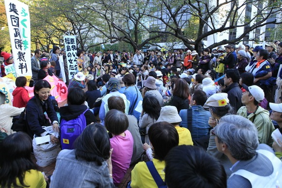 原発いらない福島の女たちのアクション_a0086851_3251192.jpg