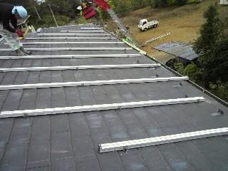 太陽光発電 SANYO HIT 5.52KW(東京都八王子市)_e0207151_1240753.jpg