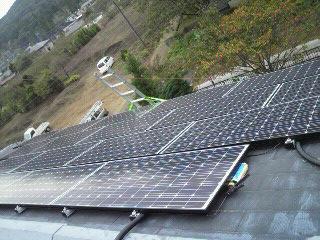 太陽光発電 SANYO HIT 5.52KW(東京都八王子市)_e0207151_12413146.jpg