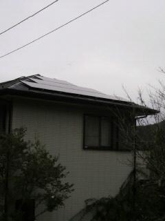 太陽光発電 SANYO HIT 5.52KW(東京都八王子市)_e0207151_1242776.jpg