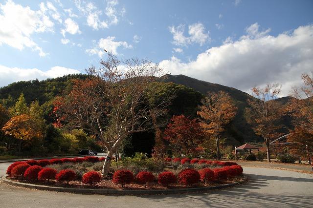 みずがき湖の紅葉いよいよ見頃に・・・_b0100253_18285967.jpg