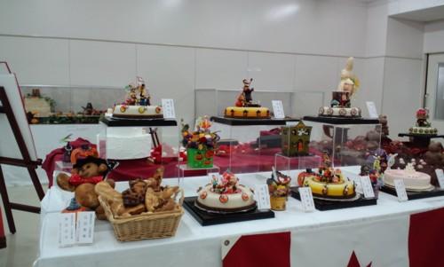 中村調理製菓専門学校の中村祭に家族で行ってきました。楽しく、美味しく、充実した一日でした♪_d0082356_11364412.jpg