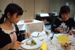 中村調理製菓専門学校の中村祭に家族で行ってきました。楽しく、美味しく、充実した一日でした♪_d0082356_1143793.jpg